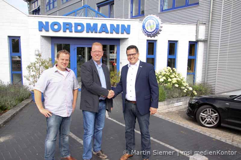 30 Jahre bei den Nordmännern - Die Hunte - Onlinezeitung für ...